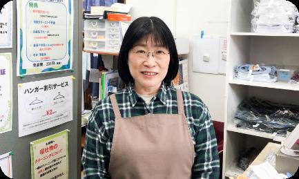 YURIYA 阪急店店長